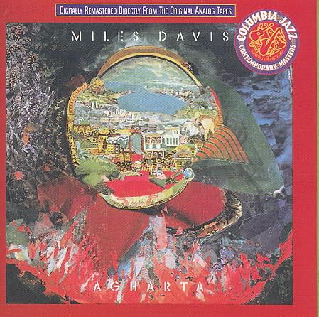 AGHARTA BY DAVIS,MILES (CD)
